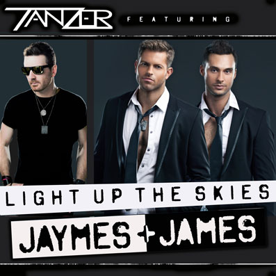 """Light up the Skies"" Tanzer feat. Jaymes & James"